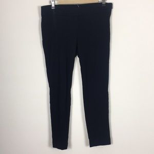 Ann Taylor Navy Blue Dress Skinny Pants